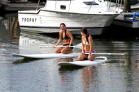 Aug 6, 2011 Stand Up Paddle lesson